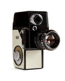 Retro Cinema Camera Royalty Free Stock Photography
