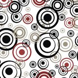 Retro circle background Stock Photos