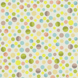 Retro circle pattern background Royalty Free Stock Photography