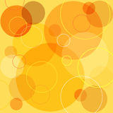 Retro circles Royalty Free Stock Images