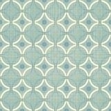 Retro circles seamless pattern Stock Photography