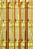 Retro circuit board background Royalty Free Stock Photos