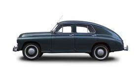 Retro classic car. Royalty Free Stock Photos