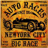 Retro Classic Car Vintage Graphic Design. Man tshiret graphic vector design vector illustration