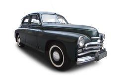 Retro classic car. Royalty Free Stock Photo