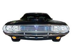 Retro Classic Dodge Challenger Stock Photo