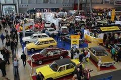 Retro Classics Exhibition Stock Photo