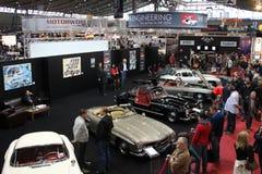 Retro Classics Exhibition Stock Images