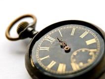 Retro clock Stock Image