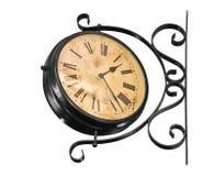 Retro clock Stock Photos