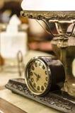 Retro clock Stock Photography