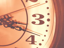Retro clock Stock Photos