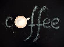 Retro coffee Royalty Free Stock Photo