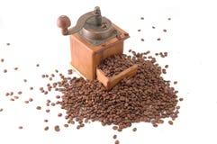 Retro coffee grinder Stock Photos
