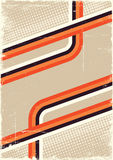 Retro color abstract for design.Vector background  Royalty Free Stock Photo