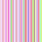 Retro color stripes Stock Image