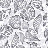 Retro colored doodle background Royalty Free Stock Photos