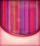 Retro Colorful Background Royalty Free Stock Images