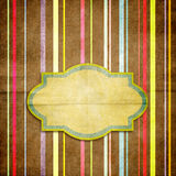 Retro colorful background Royalty Free Stock Photos