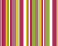 Retro colorful stripes background Royalty Free Stock Image
