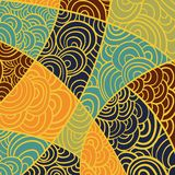 Retro colors background in vector. Retro colors background in. This is file of EPS10 format royalty free illustration