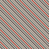 Retro colors diagonal stripes abstract background. Thin slanting line wallpaper. Seamless pattern with classic motif. Stock Photo