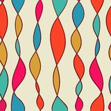 Retro colors pattet for design Royalty Free Stock Photography