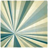 Retro colors striped old background Stock Images