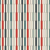 Retro colors vertical lines background. Minimalist wallpaper. Seamless pattern with geometric ornament. Stripes motif. Retro colors vertical lines background Stock Photo