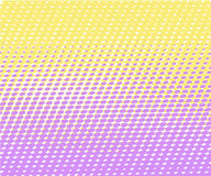 Retro comic background dot gradient halftone pop art vintage style Royalty Free Stock Photo