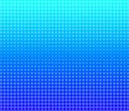 Retro comic blue background raster gradient halftone vector royalty free illustration