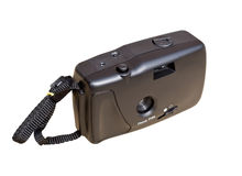 Retro compact camera Stock Photography