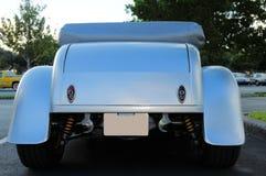Retro convertible car Royalty Free Stock Images