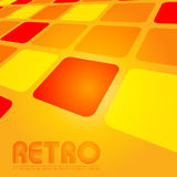 Retro cover Stock Image