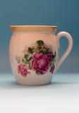 Retro cup. Old retro jug for tea or lemonade Stock Photo