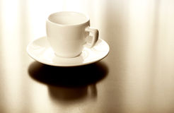 Retro cup Royalty Free Stock Image