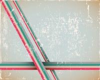 retro cyan sida för bakgrund Fotografering för Bildbyråer