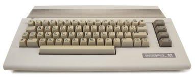 Retro datorkommendör 64 Arkivfoto