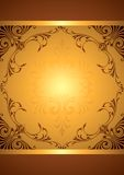 Retro Design Background. Abstract of Retro Design Background Stock Images