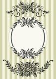 Retro design elements Royalty Free Stock Photo