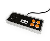 Retro Design of Gamepad Royalty Free Stock Photography