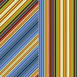 Retro Design Stripes Stock Photography