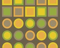 retro designdiagram Royaltyfri Fotografi