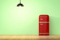 Retro Kühlschrank Grün : Grüner retro kühlschrank stock abbildung. illustration von nahrung
