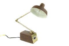 Retro desk lamp Stock Photos