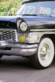 Retro dettaglio dell'automobile Fotografia Stock