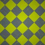 Retro Diagonal Checkered Texture Royalty Free Stock Images