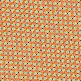 Retro Diagonal Pattern Royalty Free Stock Photography