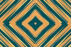 Retro- Diamant formt Muster Stockbilder