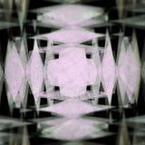 Retro diamond blur background Royalty Free Stock Photo